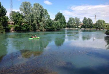 Passeggiare lungo le alzaie del Sile a Treviso