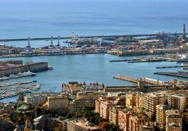 La Spianata Castelletto a Genova