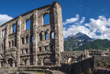 Foire d'été in Valle d'Aosta- La Fiera d'Estate
