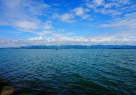 Lake Trasimeno between History and Nature