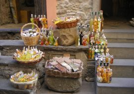 Cinque Terre: typical products