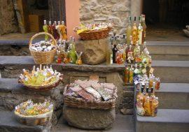 Le Cinque Terre: prodotti tipici