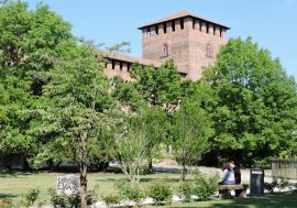 A Castle to Discover in Pavia