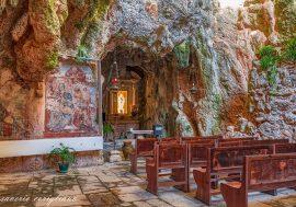 Eremo di Santa Maria della Stella: il santuario nella grotta
