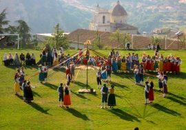 Festival delle Tradizioni Popolari. Anche a Petralia, il Folk come stile di vita!