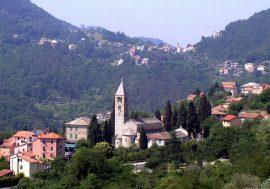 San Siro di Struppa, la trattoria da Piro, Creto e Montoggio