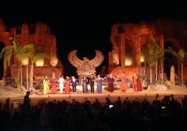 Aida di Verdi a Taormina con il Mythos Opera Festival