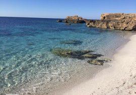 La spiaggia di Is Aruttas…quando la Bellezza si fa Natura.