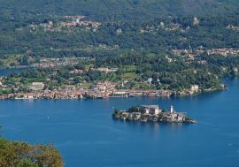 Visiting Lake Orta and its Surroundings