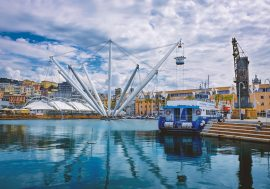 Visiting Genoa's Aquarium and Historic Harbor