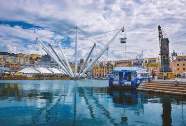Visiting Genoa's Aquarium and Historic Harbor