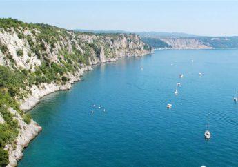 Trieste: il mare in città