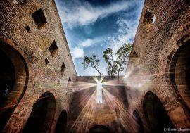 La Chiesa dello Spasimo a Palermo e…per tetto un cielo di stelle