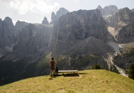 Hiking in South Tyrol: Colfosco and surroundings