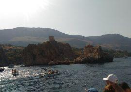 Gita in barca per la Riserva dello Zingaro