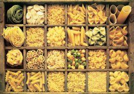 Italian first course dishes festival: I Primi d'Italia