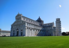 The Leaning Tower and Other Things to See in Pisa