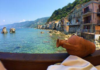 The Costa Viola in Reggio Calabria