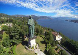 Charles Borromeo's Statue: the Sancarlone