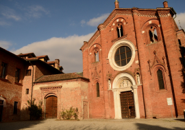 Seven Abbeys of Milan: a Cycling Route