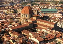 Le Cappelle Medicee nella Basilica di San Lorenzo a Firenze