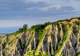 The Badlands of Atri in Beautiful Abruzzo