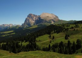 Alto Adige's Siusi Alps and Sciliar Natural Park