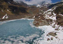 Escursione in montagna: il Parco regionale dell'Adamello