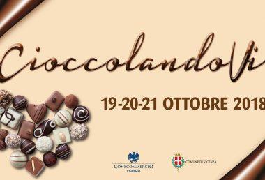 CioccolandoVi: Fiera del cioccolato a Vicenza 2018