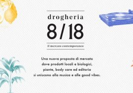 Events in Italy, October 2017: Drogheria
