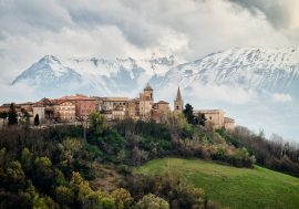 The Italian village of Falerone: history and traditions