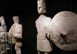 Forbidden History: the Giants of Mont'e Prama in Cagliari and Cabras