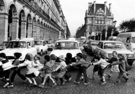 Robert Doisneau exhibition in Pavia