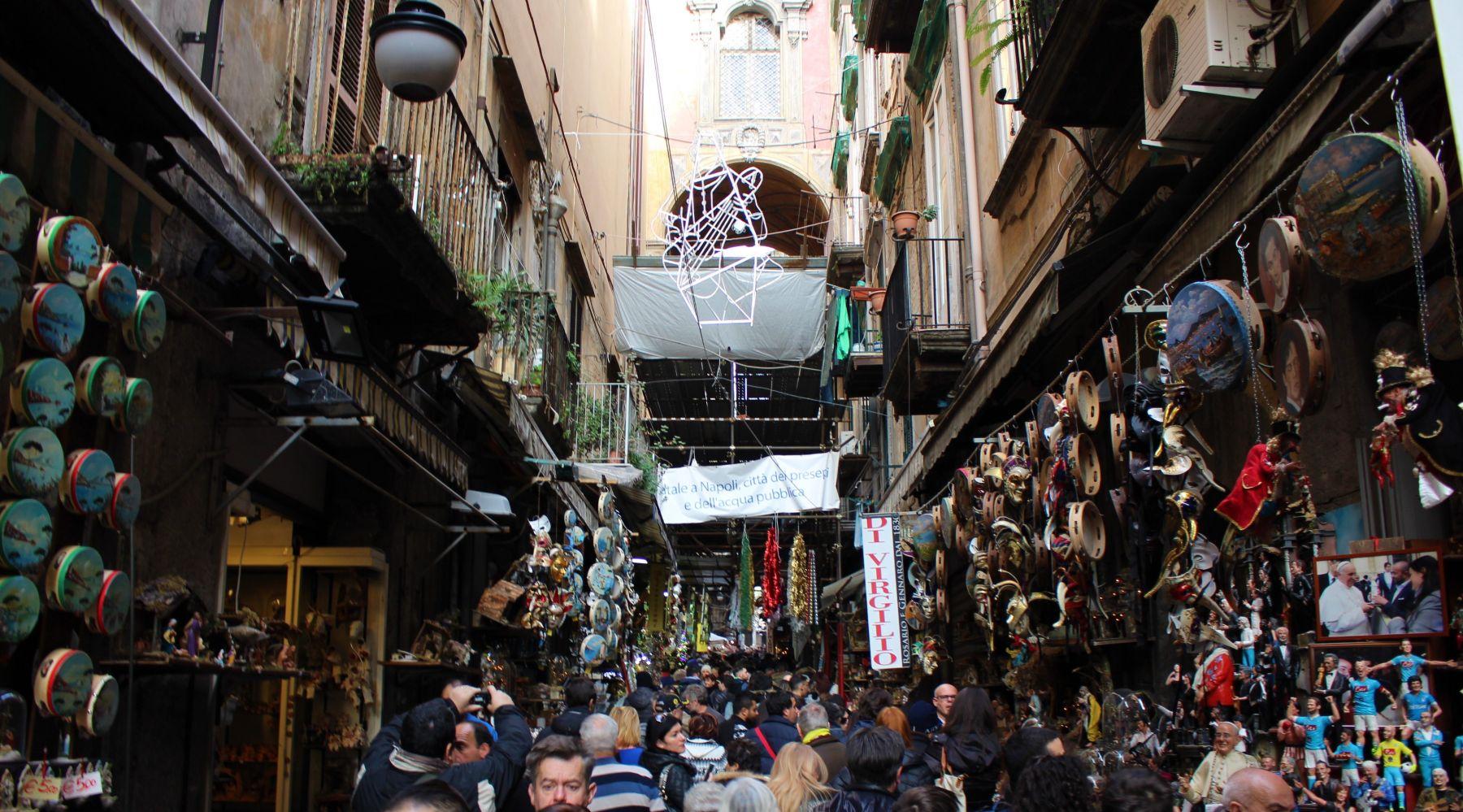 Immagini Di Napoli A Natale.Cosa Vedere A Napoli I Mercatini Di Natale Di San Gregorio