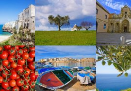 Points of interest in Puglia: Noci and its food festival