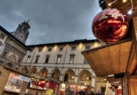 I Mercatini di Natale di Arezzo e il Villaggio Tirolese