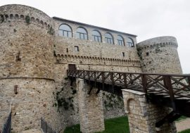 The Angevin Castle of Civitacampomarano – Campobasso