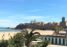 The town of Termoli in Molise between history and traditions