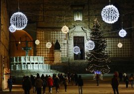 The Perugia Christmas Market in the Heart of Umbria