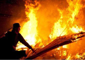 La 'Ndocciata di Agnone: il giorno del fuoco