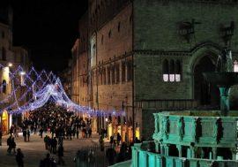 Le Atmosfere di Natale arrivano alla Rocca di Perugia
