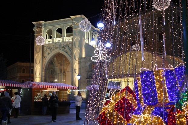 Mercatini Di Natale Lecce.Mercatini Di Natale A Lecce 2017 Le Festivita Nella Firenze
