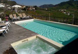 Vacanze all'insegna del benessere in Veneto tra le colline del Prosecco DOCG