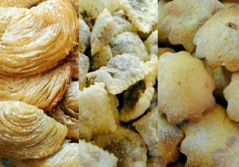Italian Christmas Desserts: the specialities from Abruzzo