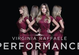 "Virginia Raffaele's tour in 2017: ""Performance"" is back on stage"