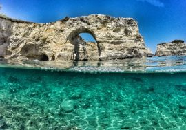 The Region of Salento in Puglia: the Sun, the Sea and the Wind