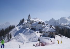 Ski Resorts in Northern Italy: Tarvisio and Monte Lussari