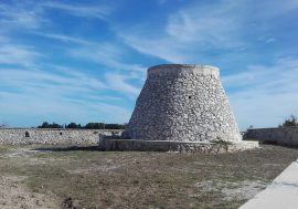 The Region of Salento in Puglia: the Sun, the Sea and the Wind