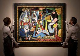 La Mostra di Picasso alle Scuderie del Quirinale