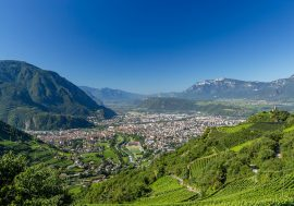 Another Side of Bolzano- Beyond the City Center